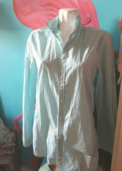 blouse custo