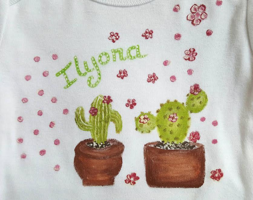 body cactus fleurs