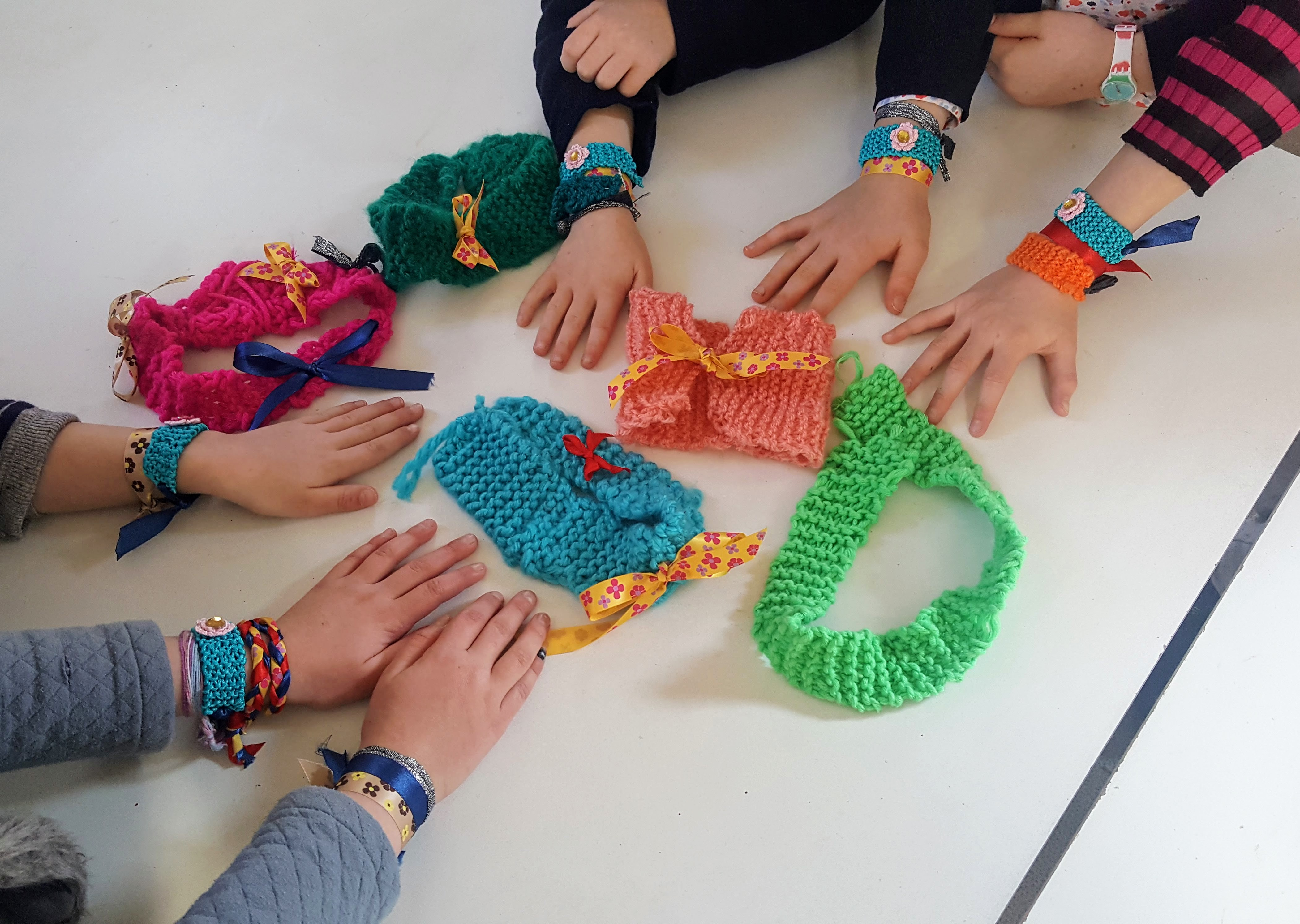 ATELIER TRICOT MJC RAMBOUILLET