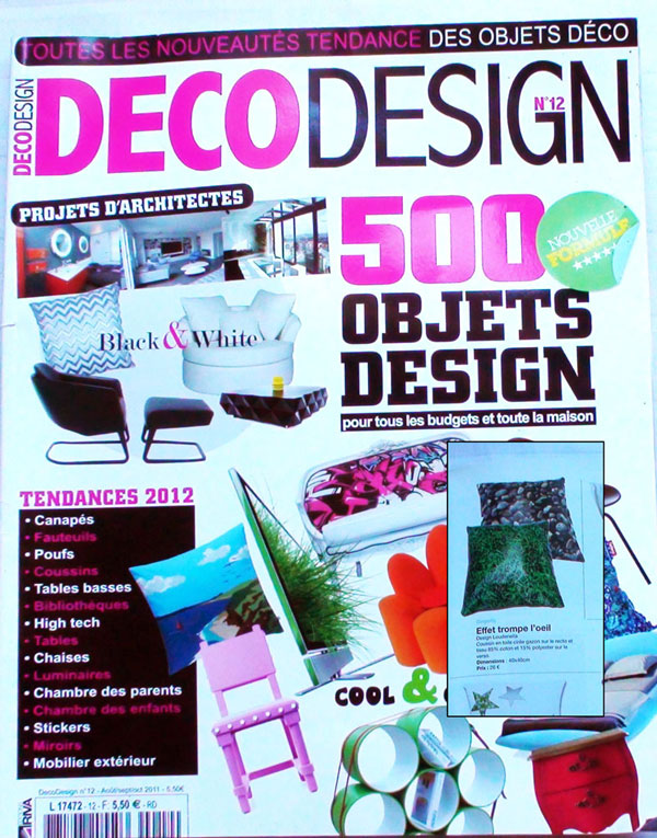 Article deco-design