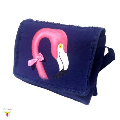 Besace Flamingo