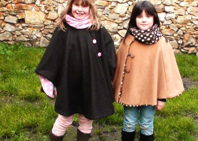 Créas cape snood