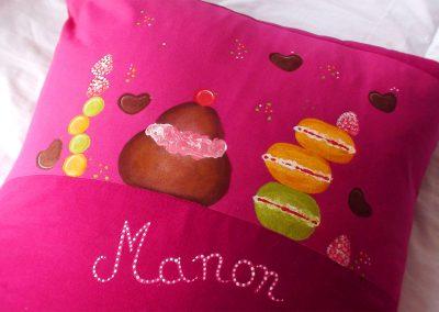 Taie oreiller Manon