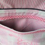 sac à dos rose licorne