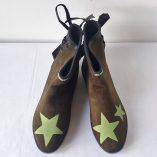 boots kaki étoiles 2