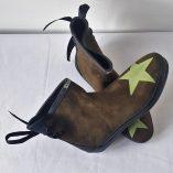 boots kaki étoiles 3