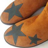 boots marrons étoiles 1 - Copie