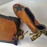 boots marrons étoiles liberty 1 - Copie
