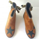 boots marrons étoiles liberty 2 - Copie