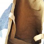 sac jean crochet anses jean intérieur
