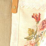 tote bag canevas roses anciennes-lin 2