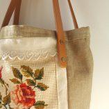 tote bag canevas roses anciennes-lin 3