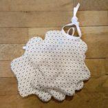 bavoir collection nuage origami