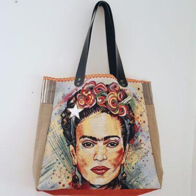 sac étoile Frida Khalo