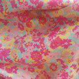 écharpe patchwork étoile vieil or e