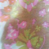 écharpe patchwork étoile vieil or p