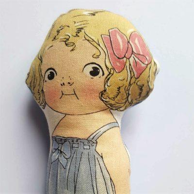 mini doll la goulue 1