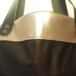 sac étoilé black gold et pois 3