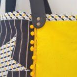 sac noir jaune 3