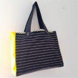 sac noir jaune 4