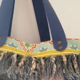 sac étoilé bohême chic turquoise 1