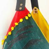 sac origami canevas espagnol
