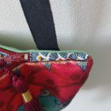 pochette velours tissu osborne and little