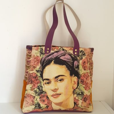 FRIDA VELOURS ET WAX