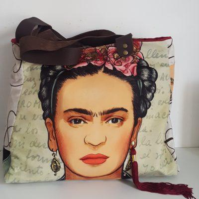 sac Frida de velours