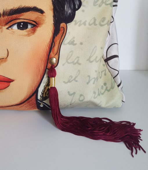 sac Frida de velours