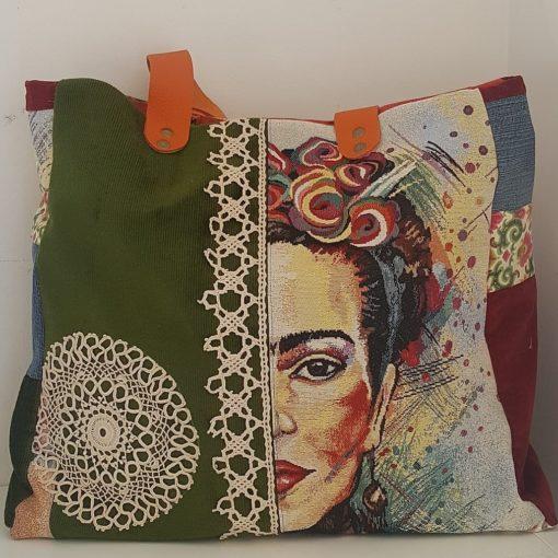 Frida Clin d'oeil vintage