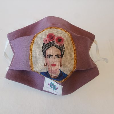 MASQUE BARRIERE FRIDA KAHLO