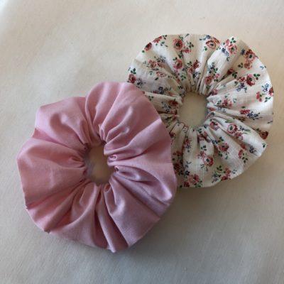 Chouchou Pink-Flower