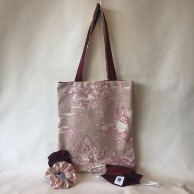 Tote Bag La Frencheuse