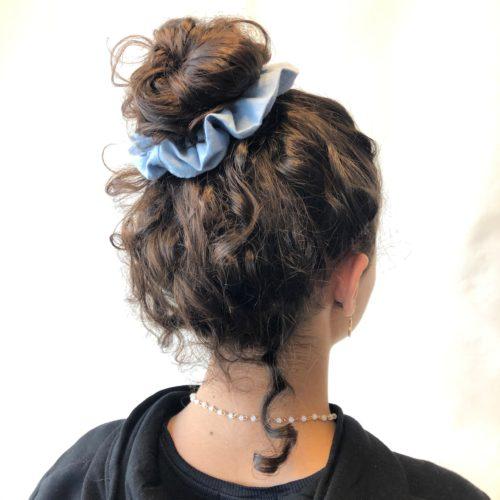 Chouchou Vichy blue