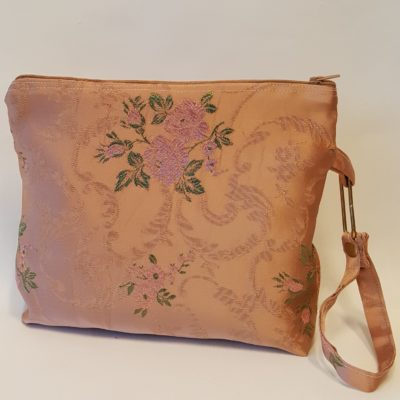 SAC SATIN ROSE