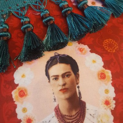 """Capsule """"Frida Kahlo"""""""