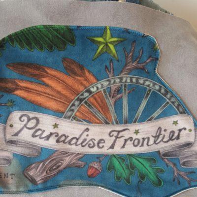 """Capsule """"paradise"""""""