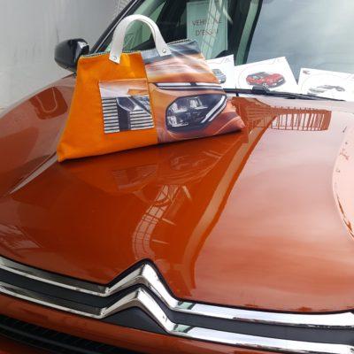 Capsule C4 Citroën